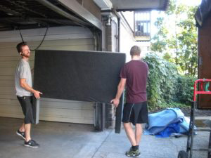 Furniture removalists Revesby